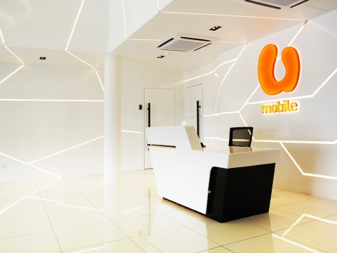 U Mobile -  Lot 28, Shah Alam