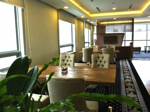 The Boulevard Hotel Executive Lounge, Mid Valley City