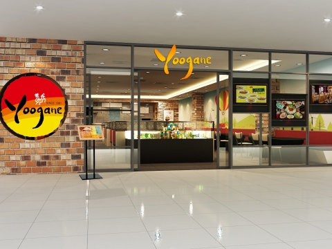 Yoogane Restaurant - One Utama Shopping Centre